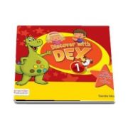 Discover with Dex Level 1 Pupils Book International Pack