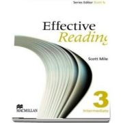 Effective Reading Intermediate Students Book