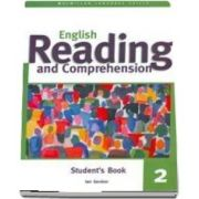 English Reading and Comprehension Level 2 Student Book