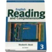 English Reading and Comprehension Level 3 Student Book
