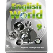 English World Level 9 Workbook and CD Rom