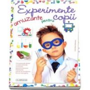 Experimente amuzante pentru copii de Carla Nieto Martinez