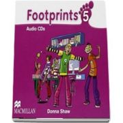 Footprints 5 Audio CD (Set 4 cd-uri)