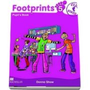 Footprints 5 Pupils Book Pack