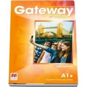 Gateway 2nd edition A1Plus Digital Students Book Pack