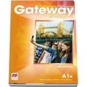 Gateway 2nd edition A1Plus Students Book Premium Pack