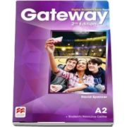 Gateway 2nd edition A2 Digital Students Book Pack