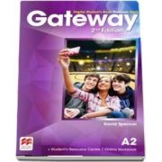 Gateway 2nd edition A2 Digital Students Book Premium Pack
