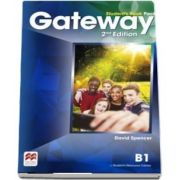 Gateway 2nd edition B1 Students Book Pack