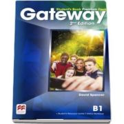 Gateway 2nd edition B1 Students Book Premium Pack