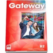 Gateway 2nd edition B2Plus Digital Students Book Pack