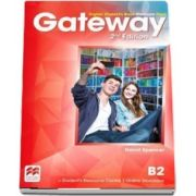 Gateway 2nd edition B2Plus Digital Students Book Premium Pack