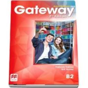 Gateway 2nd edition B2 Online Workbook Pack