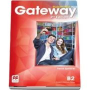 Gateway 2nd edition B2 Students Book Pack