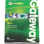 Gateway B1Plus Student Book and Webcode