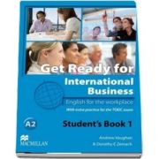 Get Ready For International Business 1 Students Book