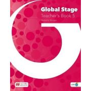 Global Stage Level 5. Teachers Book with Navio App