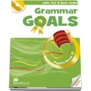 Grammar Goals Level 4 Pupils Book Pack