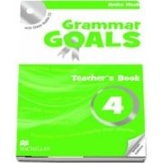 Grammar Goals Level 4 Teachers Book Pack