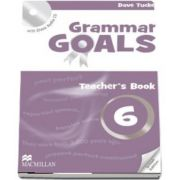 Grammar Goals Level 6 Teachers Book Pack