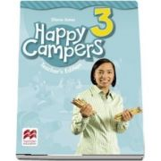 Happy Campers Level 3 Teachers Edition Pack