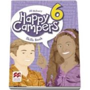Happy Campers Level 6. Skills Book