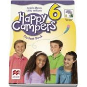 Happy Campers Level 6. Students Book