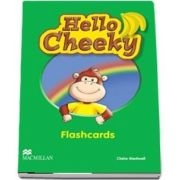Hello Cheeky Flashcards (Cheeky Monkey)
