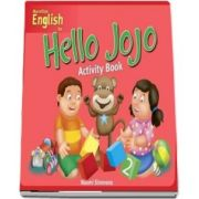 Hello Jojo. Activity Book 2