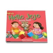 Hello Jojo. Sticker Book