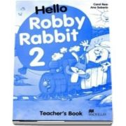Hello Robby Rabbit 2. Teachers Book