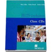 IELTS Graduation. Class CD