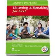Listening and Speaking for First Students Book without key and MPO Pack