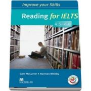 Reading for IELTS 4.5-6.0 Students Book without key and MPO Pack