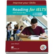 Reading for IELTS 6.0-7.5 Students Book with key and MPO Pack