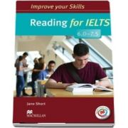 Reading for IELTS 6. 0-7. 5. Students Book without key and MPO Pack