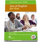 Use of English for First Students Book without key and MPO Pack