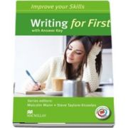 Writing for First Students Book with key and MPO Pack