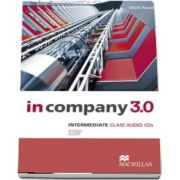 In Company 3. 0 Intermediate Level Class Audio CD