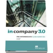 In Company 3. 0 Pre Intermediate Level Class Audio CD
