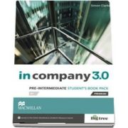In Company 3. 0 Pre Intermediate Level Students Book Pack