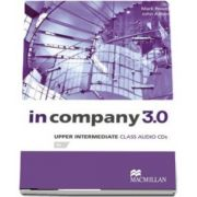 In Company 3. 0 Upper Intermediate Level Class Audio CD