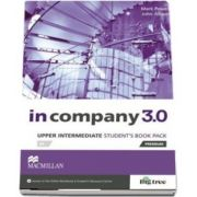 In Company 3. 0 Upper Intermediate Level Students Book Pack