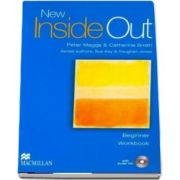 Inside Out Beginner Workbook Pack without Key New Edition