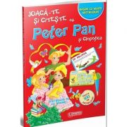 Joaca-te si citeste cu Peter Pan si Clopotica