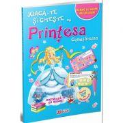 Joaca-te si citeste cu Printesa Cenusareasa