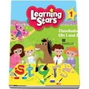 Learning Stars Level 1. Audio CD