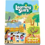Learning Stars Level 2. Audio CD