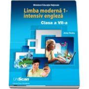 Limba moderna 1 - intensiv engleza. Manual de limba engleza pentru, clasa a VII-a de Jenny Dooley