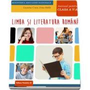 Limba si literatura romana. Manual pentru clasa a V-a de Geanina Cotoi